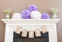 Party Ideas / by Jill Hough