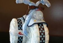 Baby Diaper Cake / by Betty Boop