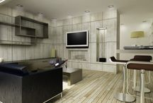 Apartment Design  / by Mark Daniel