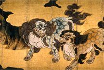 狩野永徳(Eitoku Kano) / 画家