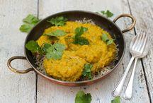 Vegetarian/Vegan Indian Food