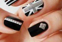 •Uñas• / Nail arts súper creativos y fáciles de hacer...!!!p