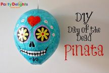 Day of dead party