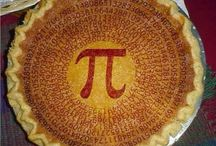 Creative Maths / Maths is everywhere. It's creative, it's art, poetry. Let's teach it with enthusiasm and celebrate Pi Day