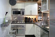 Interior - Kitchen small L-shaped
