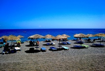 Best Beaches in Santorini / Thanks to its volcanic nature Santorini offers lunar-landscape beaches for uniqe moments. http://goo.gl/R4v5CO