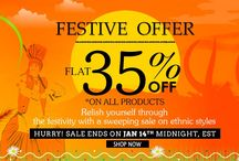 Amazing Offers / Amazing Deals for you  / by Cbazaar - Delivering Happiness