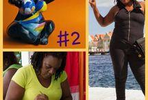 Chichi beeldjes uit Curacao !