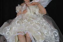 Ангелы / Кукольные ангелы
