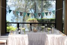 Our beach inspired wedding / Beach Inspired Wedding