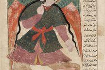 pouco sobre persas, mughal.