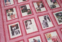 how to put pictures in quilt