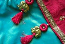 Tassel for Saree
