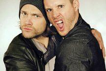 Jared Jensen and Misha
