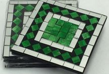 mozaiek coasters