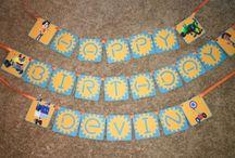 Rusty Rivets Birthday