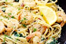 Crab Linguine In Parmesan Garlic Sauce