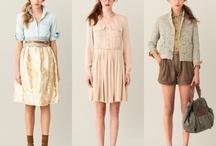 wardrobe / by Elizabeth Selders