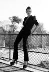 My fashion Work of photo styliste N&B