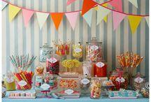 Ideas (sweets, boards)