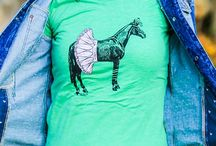 Women's Shirts by Phil the Horse