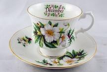 December Teacups