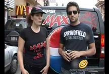 PEPSI MAX - Get Spotted event / Get Spotted operation with PEPSI MAX - April 2007. Direct Marketing S.A. handled the management of the Pepsi Max Get Spotted operation for the account of Porter Novelli - Beirut. The Get Spotted Pepsi Max squad team were hunting the streets all over Lebanon, searching for people while drinking & enjoying their Pepsi Max can. Once again Direct Marketing S.A. proved its know-how in the field & street marketing campaigns with its skilled & highly trained personnel.