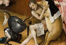 HIERONYMUS BOSCH (1450 - 1516) -