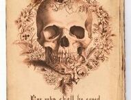 Skulls, bones and whatnot