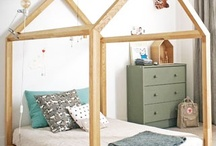Kidspiration / Make you little ones room a space that will inspire them.