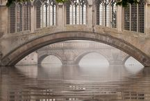 Cambridge England. (My dad's birthplace).