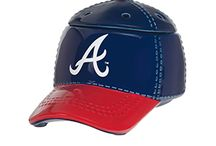 Scentsy Baseball Candle Warmers / Scentsy MLB Baseball Hats, Caps and Batting Helmets