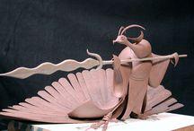 Sculpture and Toys / by Scott Gwynn