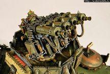 40k Armies / by Simon Platt