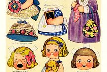 Bambole di Carta