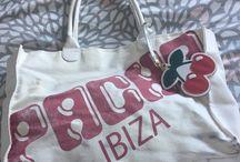 Pacha ibiza summer bag beach