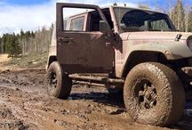 Jump in, it's time to get dirty. #MuddyMonday : Wess T. - photo from jeepofficial