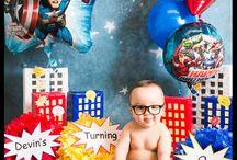 Party : Superhero