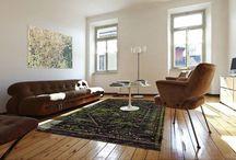 LOUIS DE POORTERE - ekskluzywne dywany