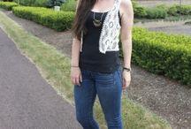 College Fashionista, Summer 2014 / by Cheyanne Cope