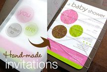 Baby Shower Ideas / by Becca R.