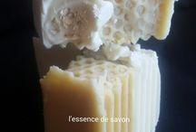 l'essence de savon / Натуральное мыло холодным способом,скрабы,крема.