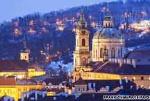 Czech Republic / What to do, see, eat in CR / by Christy Walker