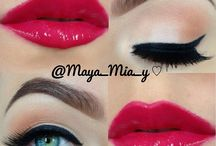 Make up <3 / by Brianna Forbes