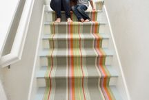 stairs / by Julie