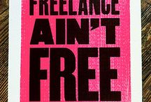 freelance and writing