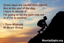 RiseUpEight Quotes