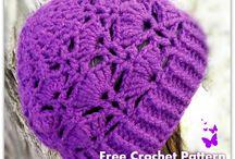 Crochet - Hats / by Nicole
