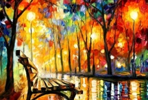 Leonid Afremov / This man creates the most beautiful images... My absolute favourites
