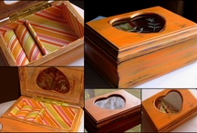 Jewelry Boxes / by Jaime Reynolds